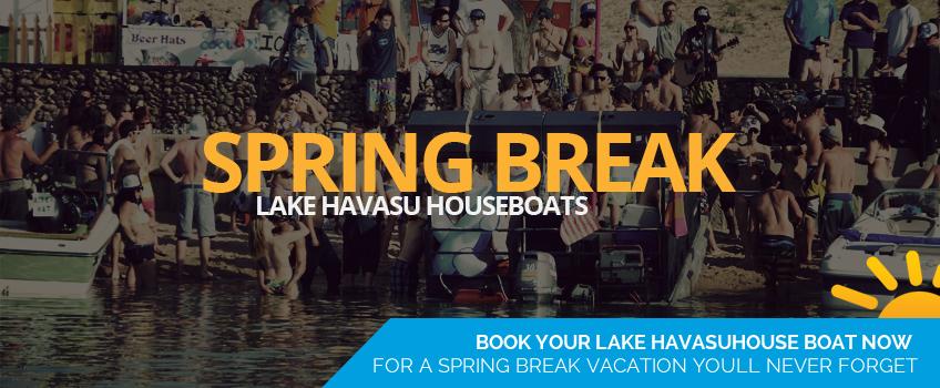 Lake Havasu Spring Break >> Spring Break - Lake Havasu HouseboatsLake Havasu Houseboats